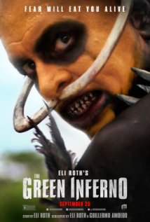 The Green Inferno, Premier