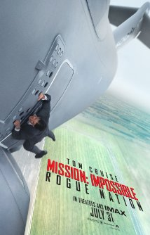 Mission Impossible 5:Rogue Nation,Xlp