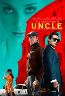 Man From U.N.C.L.E., D Hall